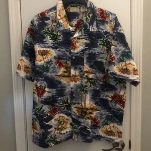 🏵Men's Natural Issue button up casual shirt